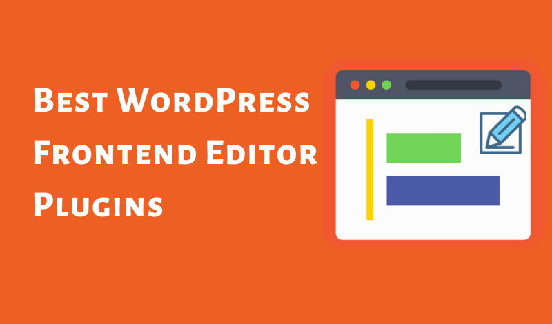 Frontend-Editor-Plugins-for-WordPress